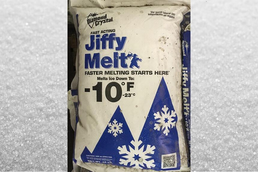 Jiffy Melt