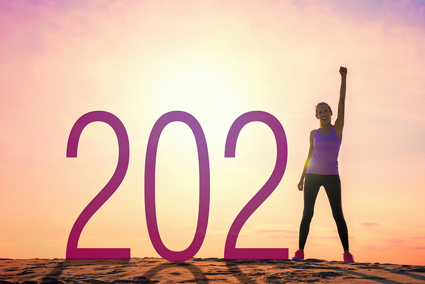 2021…A New Approach to Resolutions!
